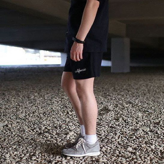 Over-fit CLUE NAVY 1/2 Pants